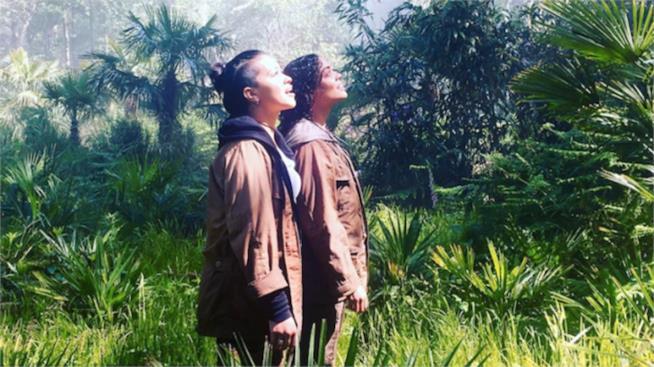 Annihilation, due protagoniste esplorano l'Area X