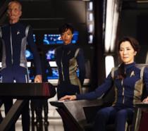 Ufficiale scientifico, primo ufficiale e capitano in Star Trek: Discovery