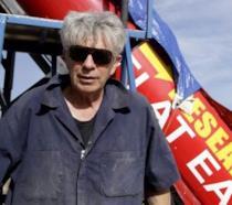 Il terrapiattista Mike Hughes muore nel lancio di un razzo fatto in casa