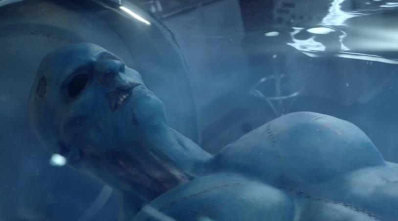 Un Kree morto in Agents of S.H.I.E.L.D.