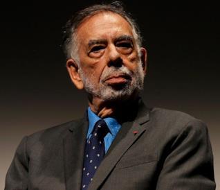 Francis Ford Coppola a un evento ufficiale