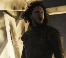 Jon Snow esulta! Finalmente sa tutto!