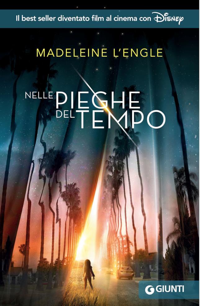 La cover del libro di Madeline L'Engle