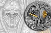 La moneta d'argento di Ares dal nuovo God of War