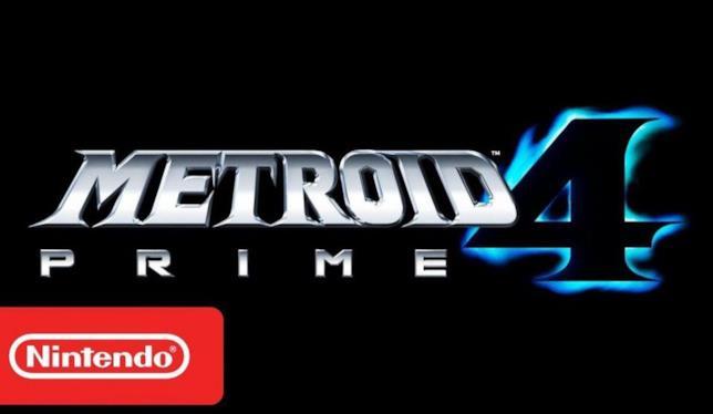 Il logo di Metroid Prime 4