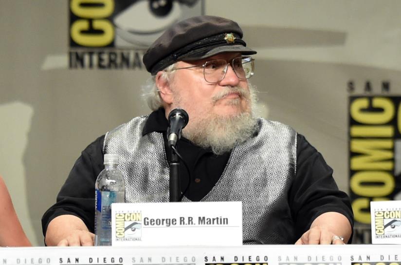 L'autore George R.R. Martin