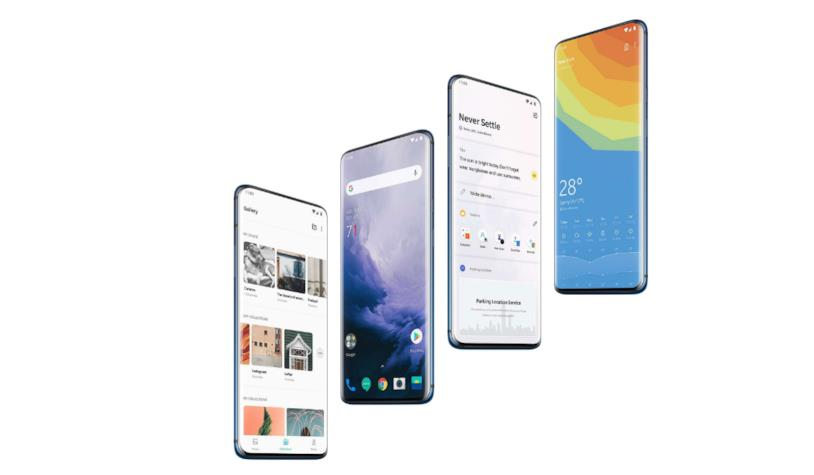 Immagine promozionale di OnePlus 7 Pro