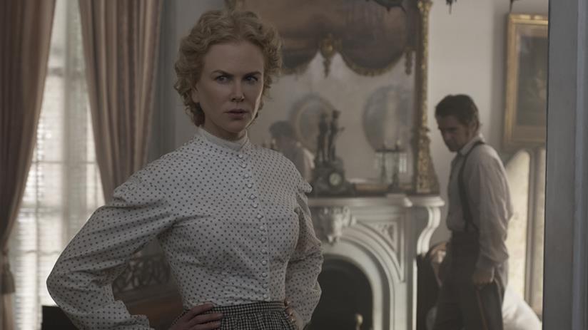 Nicole Kidman è la protagonista di L'Inganno
