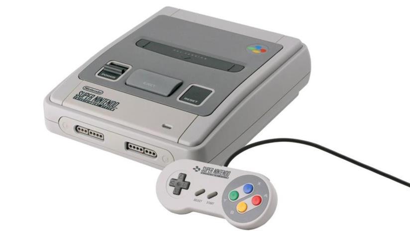 Il Super Nintendo Mini