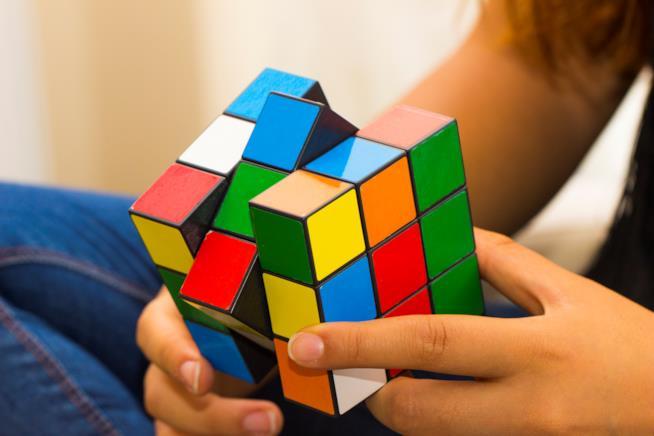 Il cubo di Rubik, rompicampo senza tempo