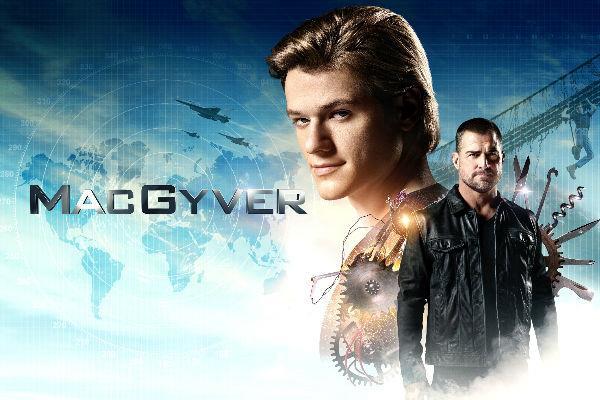 MacGyver: la nuova serie con Lucas Till