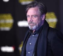 Mark Hamill alla prima di Star Wars: Il Risveglio della Forza