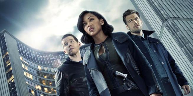 Il cast di Minority Report, la serie tratta dal film di Spielberg