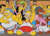 I Simpson: il Rock'n'Roll Fantasy Camp