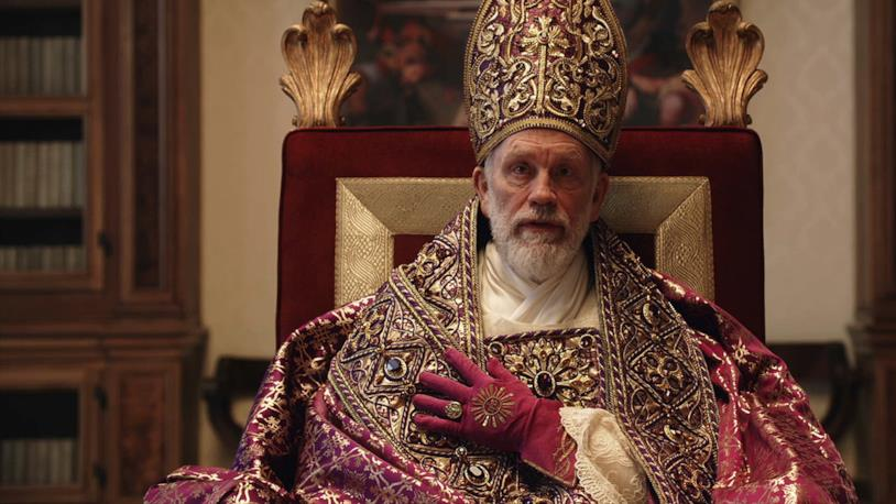 Giovanni Paolo III in The New Pope