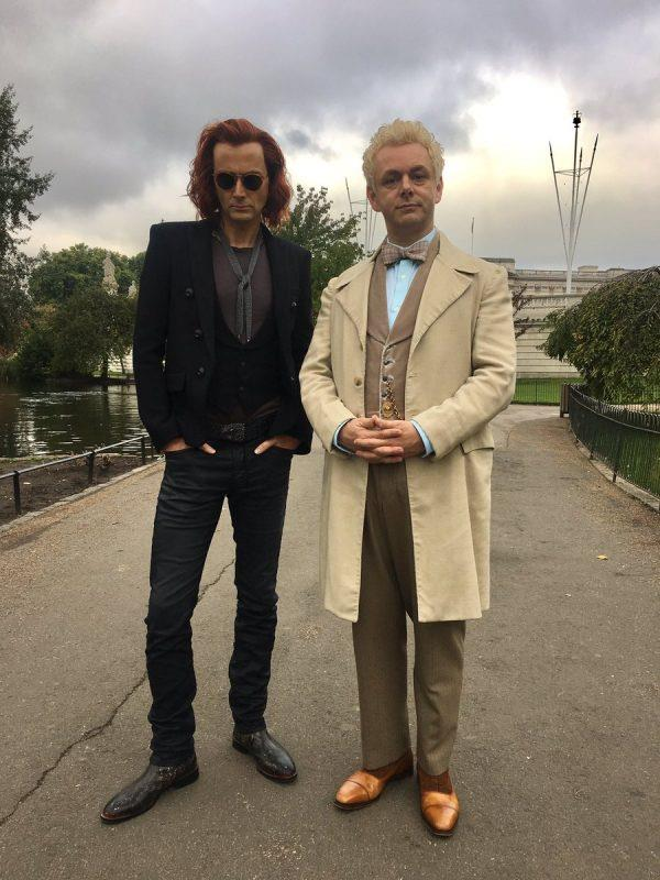 Good Omens: la prima immagine