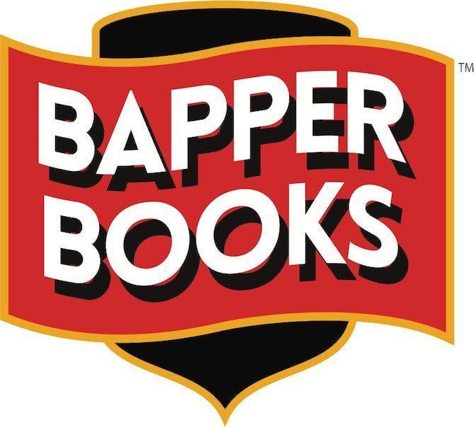 Bapper Books: ecco il logo ufficiale
