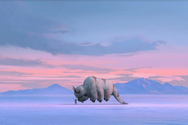 Appa e Aang nel prossimo live-action Netflix