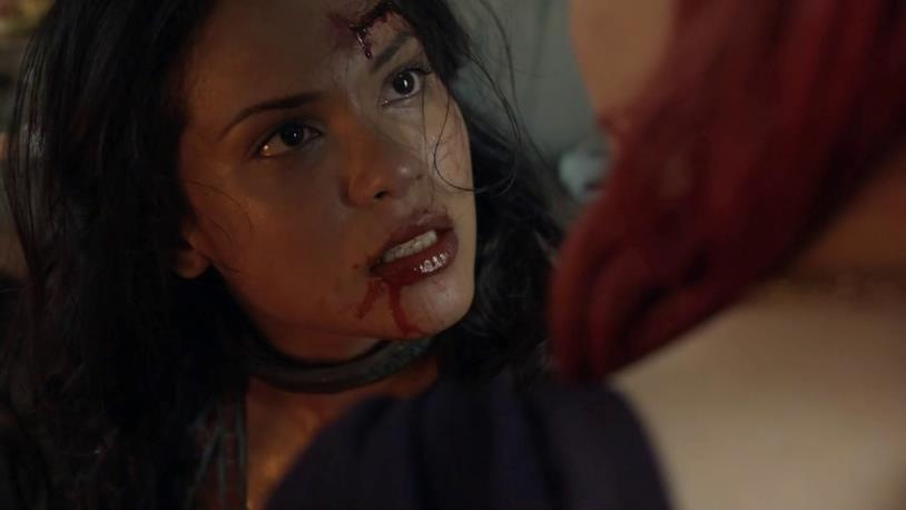 Lesley-Ann Brandt in Spartacus