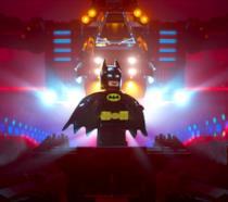 Una scena tratta da LEGO Batman