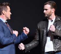 Robert Downey Jr. e Chris Evans sono pronti a far scontrare ancora i loro personaggi