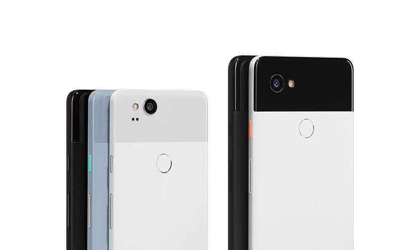 Un'immagine del Google Pixel 2