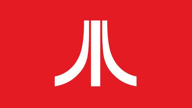 Il logo di Atari, fondata da Bushnell e Dabney