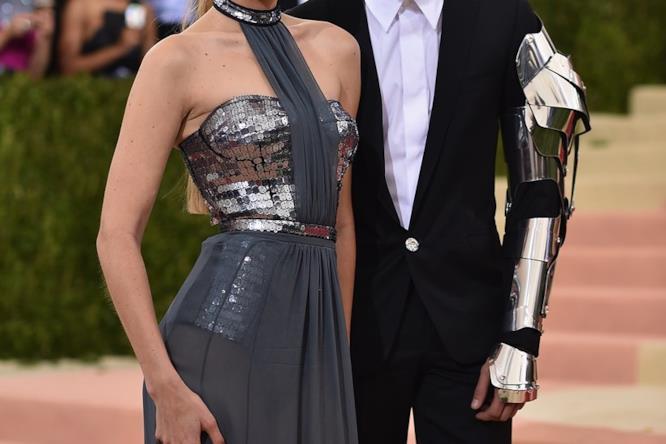 Zayn Malik e Gigi Hadid al Met Gala 2016