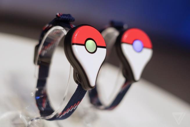 Pokémon GO Plus rimandato in Europa