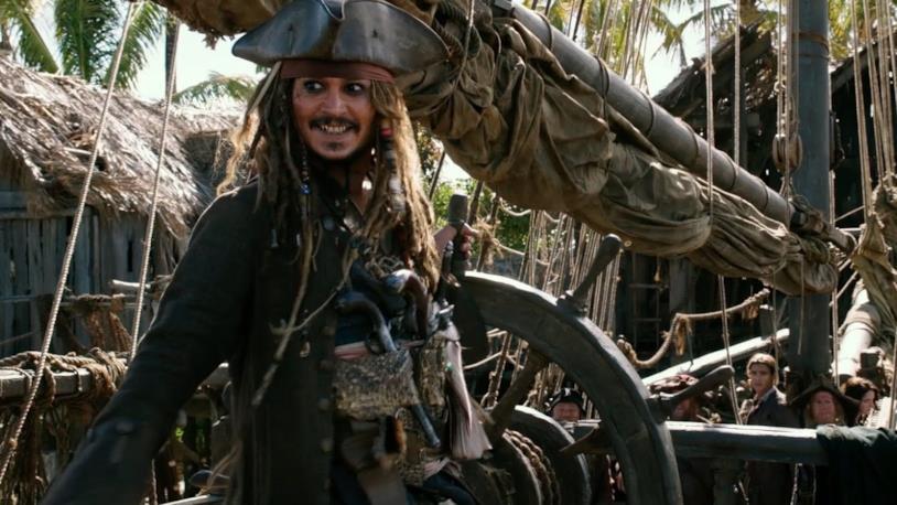 Il Capitan Jack Sparo sembra essere soddisfatto dell'esito della sfida al botteghino