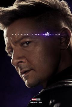 Avenger the fallen, i sopravvissuti: Clint Barton