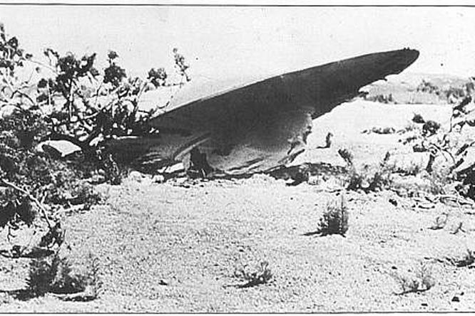 Lo schianto di un UFO a Roswell nel 1947