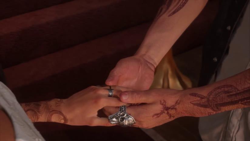 L'amore di Deacon e Sarah in Days Gone per PS4
