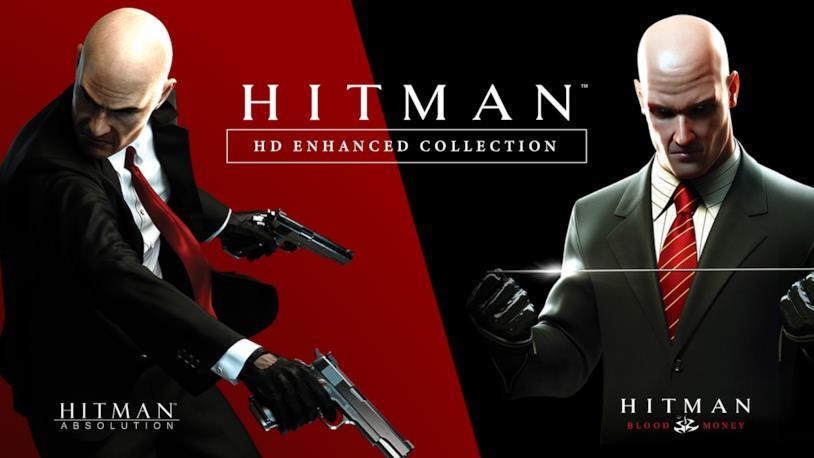 La Hitman HD Enhanced Collection include i capitoli Blood Money e Absolution
