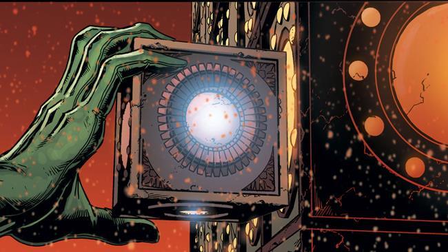 Scatole Madri fumetti DC