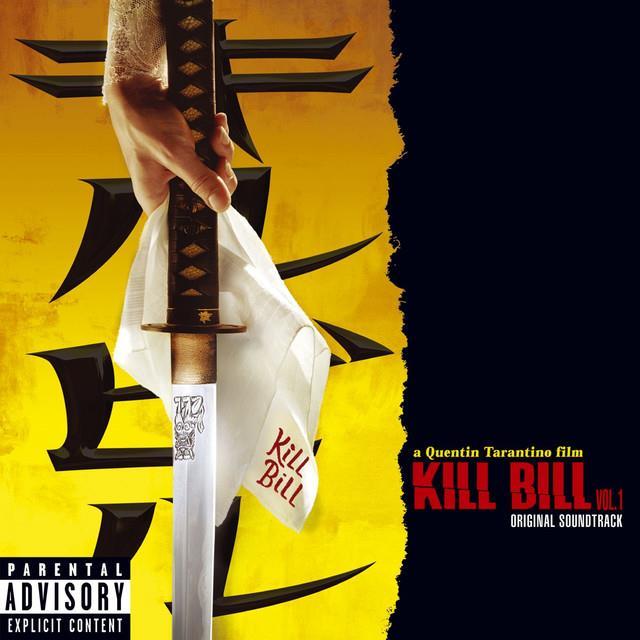 La copertina dell'album Kill Bill Vol. 1 Original Soundtrack [Explicit]