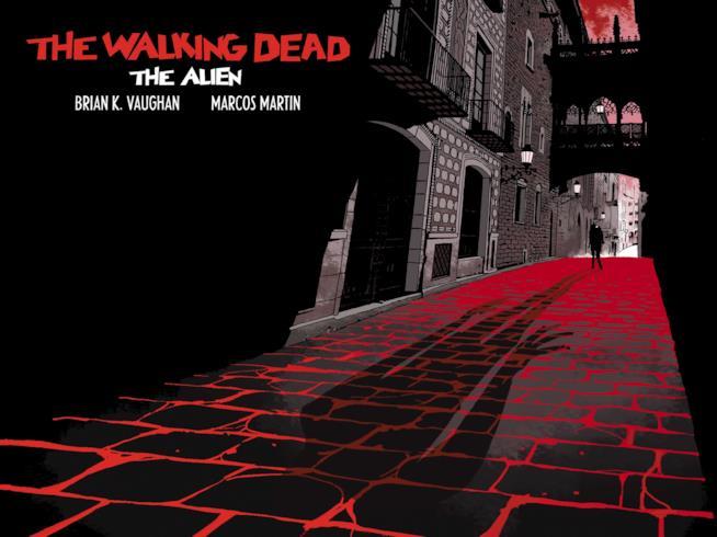 Gli zombie invadono Barcellona nel fumetto di Brian K. Vaughan e Marcos Martin