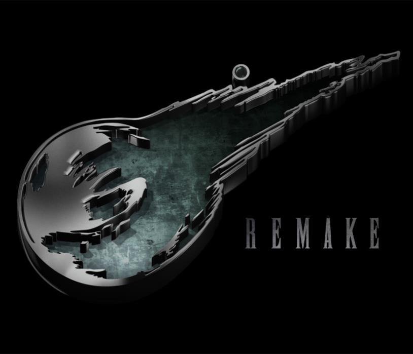 Final Fantasy VII Remake - Logo