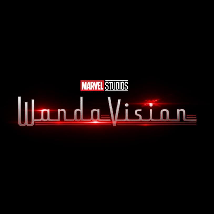 Logo ufficiale di WandaVision