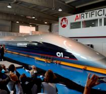 La presentazione spagnola di Hyperloop TT