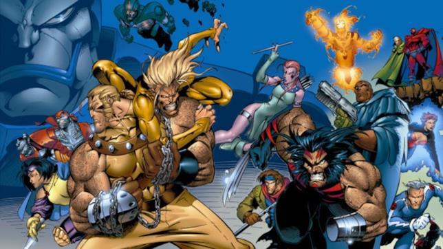 Gli X-Men dell'Era di Apocalisse sono molto diversi