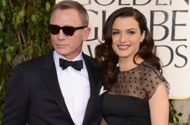 Daniel Craig e Rachel Weisz