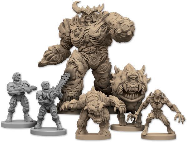 Un nuovo gioco da tavolo per Doom