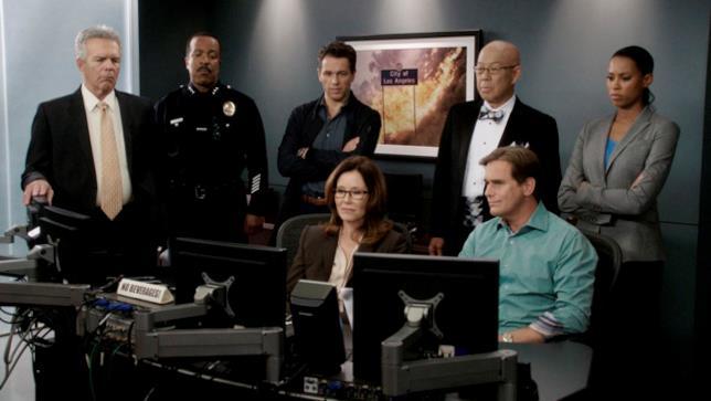 Major Crimes, una scena tratta dalla stagione 5