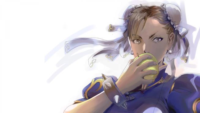 Chun-Li di Street Fighter
