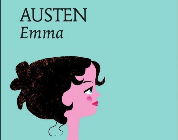 Cover del Libro Emma di Jane Austen