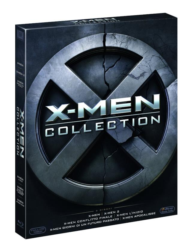 Cofanetto X-Men Collection