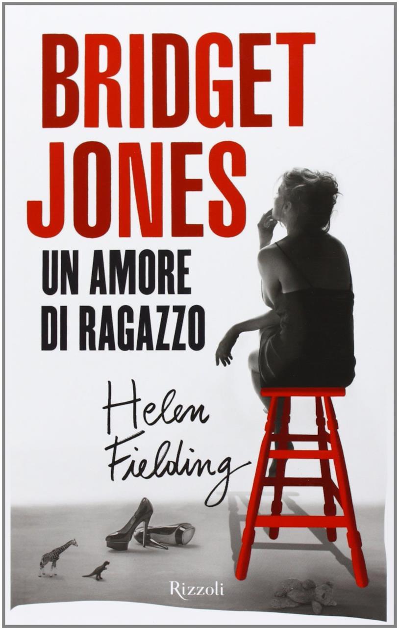 La copertina del libro Bridget Jones. Un amore di ragazzo
