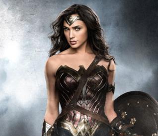 Gal Gadot è Wonder Woman