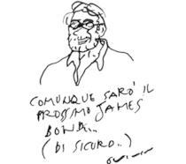 L'ultima vignetta di Vincino per Il Foglio